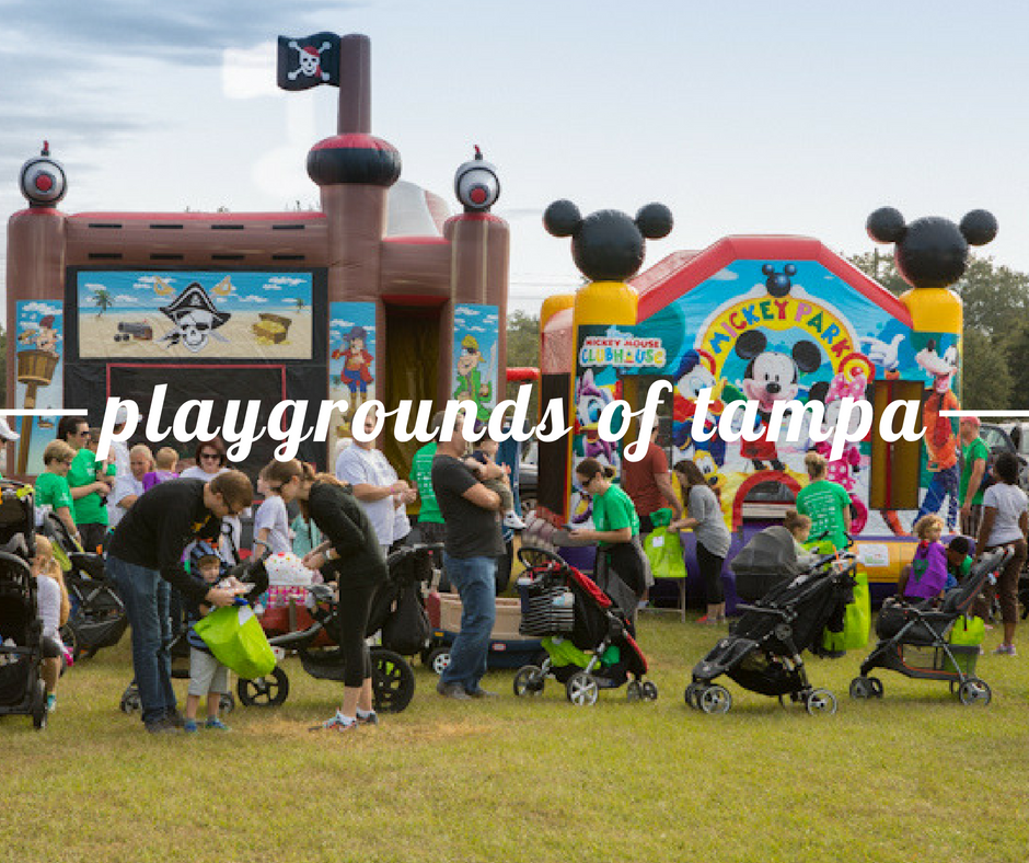 Playgrounds of Tampa